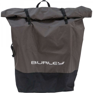 burley storage bag- Save 20% Off - Features of the Burley Storage Bag Made from strong 600D polyester material Side and top carry handles Roll top closure design Double layered bottom for more protection on High wear Areas Easily hangs from carry handles to maximize storage space