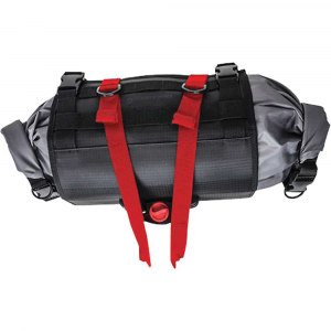 blackburn outpost hb roll & dry bag- Save 25% Off - Features of the Blackburn Outpost HB Roll and Dry Bag Quick release mount - installs securely and releases quickly at your whim Works with many standard dry bags and stuff sacks Not recommended for carbon handlebars Daisy chain loop webbing provides extra opportunities to attach lights or other gear Included welded stuff bag will keep all your critical gear dry Adjustable mounting systems to allow Fitment to almost any bike