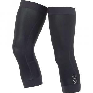 gore bike wear universal gore windstopper knee warmer- Save 20% Off - Features of the Gore Bike Wear Universal Gore Windstopper Knee Warmer Flat-lock seams prevent pressure points and chafing Highly functional material mix Reflective transfer print to mark right and left Gripper elastic on bottom edge Gripper elastic on top edge Reflective logo on side Reflective logo on back