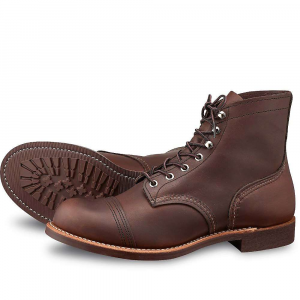 Red Wing Heritage Men's 8111 6 Inch Iron Ranger Boot