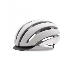 giro aspect bike helmet- Save 25% Off - Features of the Giro Aspect Bike Helmet Removable soft visor UltrasuedeA(R) padding and chin strap pad for comfort during your ride In-Mold polycarbonate shell with EPS liner Injection molded rubber or aluminum side panels Roll Cage(TM) internal reinforcement is light-yet-tough web of reinforcement inside of the EPS form Roc LocA(R) Air Fit system adds a new dimension to the helmets Performance by enhancing the cooling, Fit and comfort 19 Wind Tunnel? vents with internal channeling