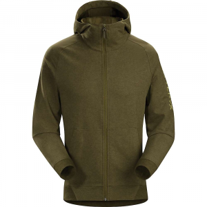 Image of Arcteryx Men's Word On End Full-Zip Hoody