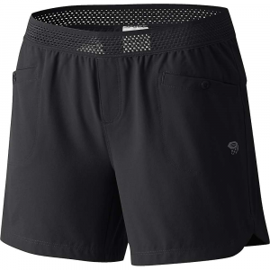 mountain hardwear women's right bank scrambler short- Save 20% Off - Features of the Mountain Hardwear Women's Right Bank Scrambler Short Quick dry UPF 50 Mechanical stretch Comfort waistband Snap pockets Ultraviolet Protection Factor blocks out the harmful UV radiation from the sun