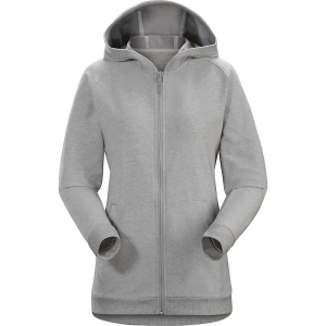 Image of Arcteryx Women's Word On End Full-Zip Hoody
