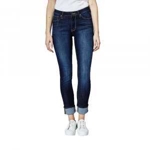 Image of dish Women's Performance Denim Straight and Narrow Jean