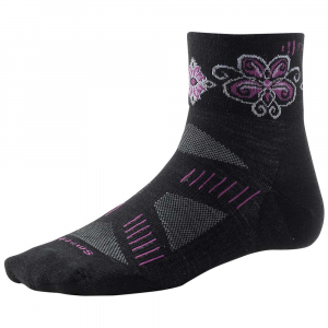 smartwool women's phd cycling ultra light mini sock- Save 24% Off - Features of the Smartwool Women's PhD Cycling Ultra Light Mini Sock 4-Degree Fit System for all day Performance Fit WOW Technology in High Density Impact Zones to reduce shock and abrasion Double ribbed cuff for secure Fit Strategic mesh zones for maximum ventilation