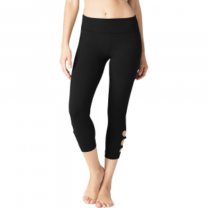 Image of Beyond Yoga Women's Full Circle Cut Out Capri Legging