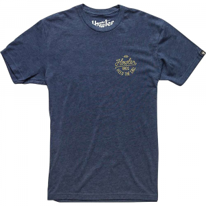 howler bros men's select flying fish t-shirt- Save 25% Off - Features of the Howler Bros Men's Select Flying Fish T-Shirt Buttery soft graphic Heathers: Cotton-polyester blend Soft touch water-based screen print Screen printed main label Woven label at left sleeve