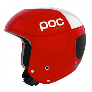 poc sports skull orbic comp helmet- Save 33% Off - Features of the POC Sports Skull Orbic Comp Helmet High Performance PC/ABS outer shell VPD layer in the front for maximum protection against repeated impacts Aramid penetration barrier in front Area Multi-impact EPP liner Comfortable LD foam lining, easily detachable for cleaning Two interchangeable linings for size adjustment Ear chambers designed for less effect on balance and hearing Fixed goggle clip Complies to FIS RH 2013