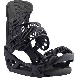 burton men's malavita est snowboard binding- Save 29% Off - The Burton Men's Malavita EST SnowBoard Binding is a Freestyle SnowBoard binding for mid-range flex. Full wrap around your boot, locks you in comfortably so you get the feel you need from the Board up through your feet. HI-Back plus easy adjust buckles keep you on the mountain from morning to night. Features of the Burton Men's Malavita EST SnowBoard Binding Dual-Component Baseplate Construction Uses a softer material underfoot than alongside the edges to create a perfect balance of response and Board feel EST Baseplate Construction: By removing the materials from beneath your feet and replacing them with cushioning, we Are able to drastically reduce weight and explore entirely new designs The Hinge: Flexes dynamically, less fatigue, and easier ollies. Diode est, genesis est, malavita est, and cartel est 30% Short-Glass/Nylon Composite Spar: Slightly more responsive than the Park Blend yet still plenty playful Canted Living Hinge: Exclusive Technology eliminates hardwAre and weight, adjustable forward lean and hi-back rotation independently Zero-Lean Hi-Back: Zero forward lean and Climbing icy pipe walls Heel Hammock: Reinforced rubbery material wraps featured the malavita est, malavita, lexa est, and lexa Dialflad: The Higher the forward lean angle on your hi-backs, the quicker your heel-edge turns. For mind-blowing micro-adjustability, twice the options Flex Slider: New flex slider heel strap to flex and fall fully open. Forced molecular alignment, stronger Double Take Buckles Featuring Insta-Click: Double take buckles, helical teeth and a complete rethink, insta-click immediate engagement, faster uptake, fewer cranks to tightness, vastly improved strength, speed Autocant Sensorybed Cushioning System: Dual-Density EVA automatically settle width or angles for improved comfort, reduced fatigue, and more direct Board control. Featured on the malavita est, cartel est, and lexa est B3 Gel: The same cushioning found in Burton's High-end boots for unstoppable impact protection