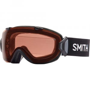smith i/os polarized snow goggles- Save 25% Off - Features of the Smith I/OS Polarized Snow Goggles Small/Medium Fit Quick Release Lens System Spherical, Carbonic-X Lens with TLT Optics 5X Anti-Fog Inner Lens Patented Vaporator Lens Technology with Porex Filter Includes Two Performance Mirror Lenses Ultra-Wide, Silicone Backed Strap QuickFit Strap Adjustment System with Clip Buckle 3-Layer DriWix Face Foam Helmet Compatible Includes Microfiber Goggle Bag with Replacement Lens Sleeve