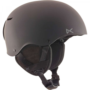anon men's endure helmet- Save 29% Off - Features of the Anon Men's Endure Helmet Flex shell construction combines an injection-molded ABS exterior with a High-Density foam liner for flexibility and comfort G-form RPT (Reactive Protection Technology) Passive ventilation draws fresh air in the front and pulls moisture out the back, keeping goggles clear and maintaining comfort Removable ear pads Fid lock buckle is a magnetic snap that allows you to open with one hand even when wearing gloves