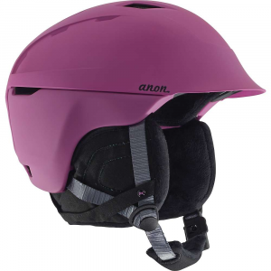 anon women's galena helmet- Save 29% Off - Features of the Anon Women's Galena Helmet Polycarbonate shell ABS foam In-mold and endura shell Hybrid construction Active ventilation allows you to fine tune your temperature with one hand Long-haired fleece lining Skullcandy soundby-compatible Fid lock buckle is a magnetic snap that allows you to open with one hand even when wearing gloves