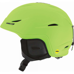 giro union mips snow helmet- Save 25% Off - Features of the Giro Union MIPS Snow Helmet XT2 anti-odor protection Multi-directional impact protection system Compatible with aftermarket Giro audio systems by outdoor Tech Seamless compatibility with all Giro goggles Thermostat control adjustable venting Super cool vents Stack ventilation Vertical tuning In form Fit system assures a secure Fit while adjustable venting regulates airflow to help keep goggles fog-free