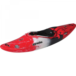 pyranha burn iii kayak- Save 15% Off - The Pyranha Burn III Kayak is a river running kayak for beginners to experts. Splash through the top of the run to the bottom with the fun loving hull of the Burn III. This boat is ready for all-around Performance, not strictly tying you to any category. Hop in and paddle, with plenty of stability and edging to make the day a great one. Features of the Pyranha Burn III Kayak Increased length for extra speed, smoother tracking and greater control Sharper center and forward edges for greater control and precision in river running and playing Re-profi led stern for speed with more edge where you need it, less where you don?t Tweaked Rocker profile so the boat rides High to give you the all important boof when you need it Subtle volume distribution gives a confidence inspiring ride forintermediate paddlers and those making steeper descents Re-profiled cockpit to reduce deck implosion and ease carrying Aluminium grab handles Adjustable hip pads, ratchet backband and tHigh grips Full plate footrest