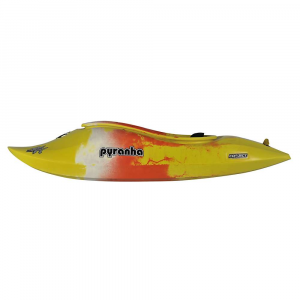 pyranha jed kayak- Save 15% Off - The Pyranha Jed Kayak is a Freestyle kayak for hitting the river with all the tricks in your back pocket. Slightly longer than your average Freestyle boat, this allows you a bit of advantage over the others. Smoother transitions and plenty of speed on the wave, whether you're a beginner or a pro, it's all about having fun and getting better at the next trick. Features of the Pyranha Jed Kayak Planing Hull Full Progressive Rocker Full Length Rails Connect Grab Handles Security Rescue Bar Bow & Stern Mini Cell Foam Pillar Hull Stiffener Connect C4S Seat Adjustable hip pads, ratchet backband and tHigh grips Gear Strap Foam Foot Block