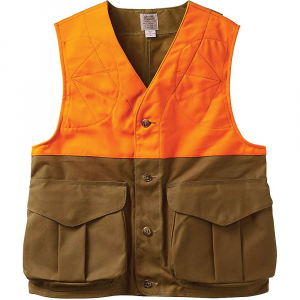 Image of Filson Men's Upland Hunting Vest Blaze