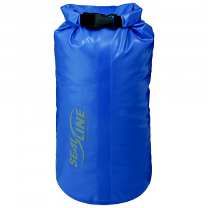 sealline nimbus sack- Save 35% Off - The SealLine Nimbus Sack is a dry sack for keeping weight down. Lightweight and ready to protect your gear from getting soaked. These waterproof beauties have been urethane-coated on the inside AND outside. Use 'em, abuse 'em, and they'll still treat your gear right. Features of the SealLine Nimbus Sack The Nimbus dry sacks offer the perfect combination of light weight and exceptional durability; ideal for minimalist journeys to remote locales and everyday abuse in places where packing light is key Light and Strong: Advanced fabrics, coatings and RF-welded construction offer exceptional durability Waterproof protection: Tough, 210D nylon is urethane-coated inside and out for added protection Secure closure: Our finest, Dry Seal roll-down top offers added burst resistance thanks to the tenacious urethane coating PVC-Free: Eco-friendlier coatings reduce environmental impact