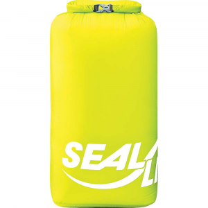 sealline blockerlite dry sack- Save 31% Off - The SealLine BlockerLite Dry Sack is a waterproof sack for packing gear and clothing into your backpack. Whenever you're bringing the adventure outdoors, there can be a chance of weather and water getting in your way. Protect your stuff with the ultralight, waterproof protection of this rectangular shaped sack. It won't weigh you down and your things stay dry. Win, win. Features of the SealLine BlockerLite Dry Sack Lightest fully-welded SealLine dry sack Waterproof protection Utilize PackTight flat-sided packing Technology Ultra-lightweight materials and welded-seam construction Roll-top with wrinkle-free Double-sealing Technology Strong 20D silicone Polyurethane-coated nylon Space-saving: Patent-pending rectangular shape packs 20% more efficiently than rounded dry sack shapes, saving space in your pack Efficient-packing: PackTight packing system takes advantage of the flat-sided, rectangular shapes of the Blocker dry sacks, closely nestling them together for easy, space-saving and intuitive organization Waterproof strength: 50% stronger than sewn and taped seams, all seams Are welded to deliver superior strength, durability, and waterproof protection over time Ultralight: Featherweight 20-denier silicone-and polyurethane-coated nylon delivers waterproof protection while bArely tipping the scales Eco-friendlier: PVC-free materials offer a reduced environmental impact over vinyl materials Secure: Roll-top closure Features a grippy stiffening strip to ensure a wrinkle-free, secure seal when closing the dry sack