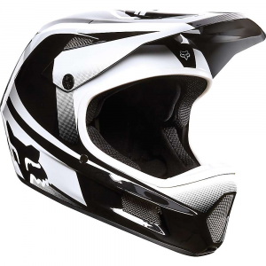 fox rampage comp imperial helmet- Save 33% Off - Features of the Fox Rampage Comp Imperial Helmet Race ready lightweight Fiberglass Shell Channeled EPS for improved airflow Poured PU Chinbar construction for added protection