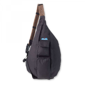 kavu women's rope sling bag- Save 11% Off - The Kavu Women's Rope Sling Bag is a bag that is always ready to go. Durable 12 ounce cotton canvas with a adjustable strap made of rope is functional with style. The 11
