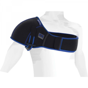 Image of Shock Doctor Ice Recovery Shoulder Compression Wrap