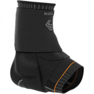 Image of Shock Doctor Ultra Compression Knit Ankle Support w/Gel Support and Fi