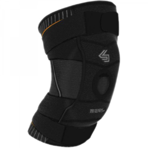 Image of Shock Doctor Ultra Compression Knit Knee Support Full Patella Gel Supp