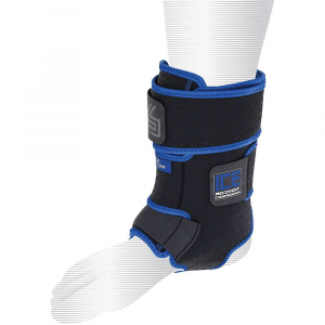 Image of Shock Doctor Ice Recovery Ankle Compression Wrap
