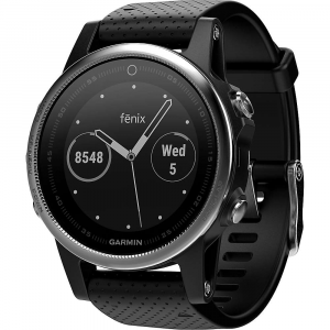 garmin fenix 5s sapphire watch- Save 14% Off - The Garmin fenix 5S Sapphire Watch is a powerful GPS watch with a sleek, low-profile design. Featuring multisport modes for running, biking and swimming among others, it's like having a Fitness coach on your wrist. When you're not out there crushing a workout, it functions as an activity tracker that counts steps and Uses a built-in heart rate monitor to follow calories burned with greater accuracy. The full color, customizable display Features a scratch-resistant Sapphire lens that's bold, beautiful, and clearly visible in any setting. Seamless, no-boundaries functionality allows you to send 24/7 data to the Garmin Connect app to follow your progress, and receive Smartphone notifications directly to your wrist. Features of the Garmin fenix 5S Sapphire Watch GPS and GLONASS satellite reception tracks in more challenging environments than GPS alone Water rated to 100 meters Garmin Chroma Display(TM) with LED backlighting provides excellent readability in all conditions Monitors heart rate without the need to wear a chest strap Interchangeable watchbands can be quickly switched out without tools Advanced Performance metrics show aerobic and anaerobic beneFits of each workout VO2 max estimator analyzes data, including running speed, beats per minute and heart rate variability, to estimate the maximum volume of oxygen you can consume per minute Analyzes your pace and heart rate and estimates the point where your muscles start to rapidly fatigue CompAres real time condition to your average Fitness levels Allows you to check your running symmetry by measuring your ground contact time, balance and running motion Offers Features for swim training, skiing, golf and paddle sports Smart notifications through fenix 5 let you receive emails, texts and alerts right on your watch Scratch resistant Sapphire lens Wi-Fi enabled, allows you to automatically send updated to Garmin Connect Comes with extra silicone QuickFit&trade 22 watch band