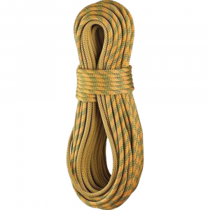 edelrid eagle light pro dry colortec 9.5mm rope- Save 20% Off - Features of the Edelrid Eagle Light Pro Dry ColorTec 9.5mm Rope ColorTec braiding Technology enables the creation of two recognizably different rope halves Pro Dry for outstanding dirt and water resistance Thermo Shield treatment for perfect handling