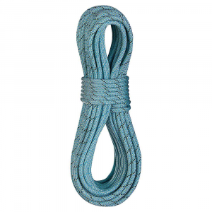 edelrid anniversary pro dry duotec 9.7mm rope- Save 20% Off - Features of the Edelrid Anniversary Pro Dry DuoTec 9.7mm Rope Pro Dry for outstanding dirt and water resistance Thermo Shield treatment for perfect handling DuoTec for permanent middle marking Caddy light rope bag included
