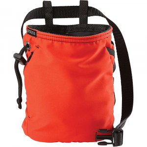prana zipper chalk bag- Save 19% Off - Features of the Prana Zipper Chalk Bag New modern chalk bag with concealed front zipper Elastic brush holder Adjustable drawcord closure Fleece lining double belt loops for stability Flat bottom Chalk bag belt included