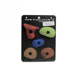 Image of Metolius Greatest Hits Micro Holds 5 Pack