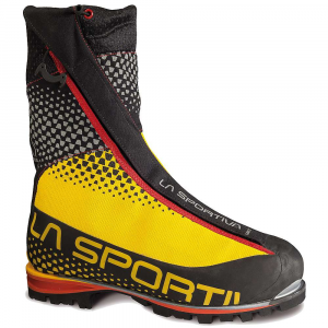 la sportiva men's batura 2.0 gtx boot- Save 20% Off - Features of the La Sportiva Men's Batura 2.0 GTX Boot New 2-layer Gore Technology for the ultimate cold weather protection and comfort Waterproof, breathable Gore-Tex? lining to keep your feet dry and comfortable PU Midsole with SBR Aircushion for soft resilient comfort when walking Asymmetrical waterproof zipper for excellent outer gaiter Fit Super light insulating honeycomb carbon Midsole for rigidity Vibram? Outsole with Impact Brake System utilizes lugs oriented in opposing slanted directions increases braking power and decreases impact force needed