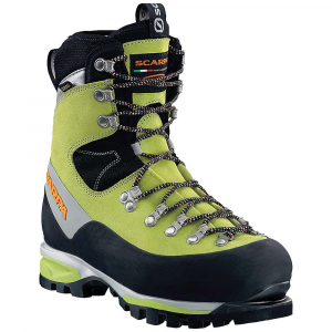 scarpa women's mont blanc gtx boot- Save 38% Off - The Women's Mont Blanc GTX Boot by Scarpa. Offering modern innovations in sole and Upper design, this is the ultimate all-around mountain boot. Features of the Scarpa Women's Mont Blanc GTX Boot Automatic and semi-automatic crampon-compatible Insulated Comfort Gore-Tex keep your feet warm and dry ErgoFit System offers omni-directional ankle flex allowing for natural motion with perfect support Rear randing locks heel securely for Climbing Performance Advanced Midsole System provides maximum shock absorption, improved sensitivity Lightest in its class