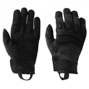 outdoor research men's firemark glove- Save 20% Off - Features of the Outdoor Research Men's Firemark Glove Durable Wind Resistant Breathable Ultra Tactile Leather Overlays on Palm for Durability Back of- Knuckle Leather Padding Precision Grip Construction at Tip of Index Finger and Thumb Durable Stretch Hybrid Leather and Fabric Finger Sidewalls Hook and Loop Wrist Closure