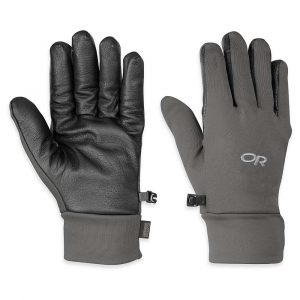 outdoor research men's sensor gloves- Save 25% Off - Features of the Outdoor Research Men's Sensor Gloves Breathable Lightweight Wicking Quick Drying Touch-Screen Compatible Soft and Tactile Leather Palm MotionWrap Construction for Minimal Seaming MirrorSeam Double-Layer Fleece Construction Contoured Wrist Glove Clip