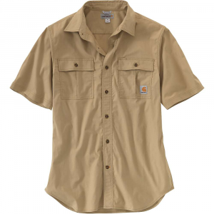 Image of Carhartt Men's Foreman Solid SS Work Shirt