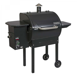 Image of Camp Chef SmokePro Stainless DLX Pellet Grill