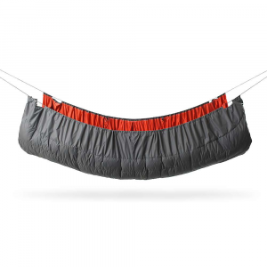 kammok koala down hammock underquilt- Save 20% Off - Features of the Kammok Koala Down Hammock Underquilt Made with durable ripstop nylon Thermal reflective properties amplifies retention of your body heat Regulates an even distribution of warmth through the use of Vertical Thermal Channels and Flowgates CustomFit? adjustments provide the perfect contour to your body, eliminating any cold spots Draft bumper on the sides and ends Insulated with water-repellent down