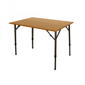 Image of Travel Chair Kanpai Bamboo Table