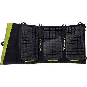 goal zero nomad 20 solar panel- Save 27% Off - Features of the Goal Zero Nomad 20 Solar Panel Large foldable panel Built-in USB port Ideal for: Sherpa 50/100, Yeti 150/400 Chainable