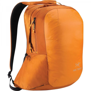 arcteryx cordova backpack- Save 20% Off - The Arc'teryx Cordova Backpack is a versatile laptop backpack for work, school, and can even take a day hike into your favorite Woods-y backyard. The backpack has a 24 liter capacity and Features a padded sleeve for up to 15 inch laptops, as well as a separate sleeve for your tablet or e-reader. The second compartment boasts enough space for a book, an extra layer, and lunch. Protect smaller Items in the fleece lined top pocket, such as your favorite sunglasses. The N420p nylon 6 fabric and N400p-AC2 front panel fabric Are both water resistant so you daily walk from the car to the building won't be hindered by a light rain. Features of the Arcteryx Cordova Backpack Digital device options: One padded compartment Fits 15in. laptops, one sleeve for tablet devices Separate zippered main compartment Fleece lined top pocket stores fragile Items Padded top handle Thermoformed padded back panel adds comfort Weather resistant N420p nylon 6 fabric, N400p-AC2 front panel fabric Reflective logo Zippered main compartment keeps Items separate from digital devices Dedicated padded compartment holds and protects laptops up to 15in., has additional sleeve for a tablet External water bottle pocket lies flat when not in use N400p-AC2 front panel fabric is Highly weather resistant Reflective logo aids visibility in low light situations Internal sleeve compartment for tablet computers Front panel is made using advanced composite construction (AC2) is seam taped and Highly water resistant Hybrid construction Uses High-tenacity Nylon for the main body and the AC2 Technology on the front panel Weather resistant flap keeps zipper covered