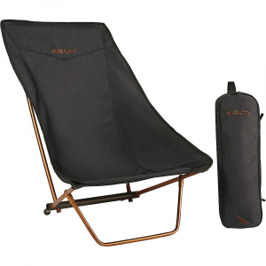 kelty linger get-down chair- Save 25% Off - Features of the Kelty Linger Get-Down Chair Collapsible Anodized-aluminum frame Compact carry bag