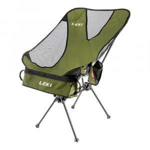 leki chiller chair- Save 37% Off - Features of the Leki Chiller Chair Fits comfortably in your bag or backpack HTS 6.5 Aluminum Shafts Rubber Feet Cup Holder and Storage Bag Are included