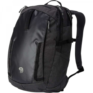 mountain hardwear enterprise 29 backpack- Save 20% Off - Features of the Mountain Hardwear Enterprise 29 Backpack Hard wearing construction and materials ensure durability and long life Cleverly designed for comfort and access; one compartment holds laptop and other heavy Items close, while the other roomy compartment holds and organizer Cool, wicking mesh in contact Areas on shoulder straps and backpanel Fully padded, fleece-lined laptop sleeve, armored with double-reinforced bottom and sewn off the bottom Well-designed organizer keeps Items handy and includes fleece-lined pockets, key clip and daisy chain for pens, pencils, flash drives, etc Interior sleeve Fits tablet Fleece-lined, zippered, easy-access pocket for safe storage of sunglasses, Smart phone and other valuables Two vertical zippered pockets on front panel offer additional storage and organization Two deep side pockets for water bottles or other gear External, low-profile clip points for gear or lights Side compression straps keep any size load stable Adjustable sternum strap and stowable webbing belt add stability while on the move Stowable webbing belt adds stability when needed Easy to find grab handles on front and back