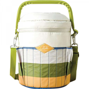 alite bucket cooler- Save 21% Off - Features of the Alite Bucket Cooler Fits up to 10 beverage cans or snacks for a small crowd Structured handles allow for comfortable transport Removable waterproof liner allows for easy cleaning Mesh zipper pouch under lid provides utensil storage