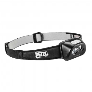 petzl tikka xp headlamp- Save 15% Off - Features of the Petzl Tikka XP Headlamp   Max brightness: 180 lumens, 65 meters   Constant Lighting: brightness does not decrease graDually as the batteries Are drained   Several modes and lighting colors adapt to each situation   A mode adapted for proximity vision: wide, uniform beam   Modes adapted for movement: mixed beam with focused component allows user to move around comfortably   Focused beam mode for long-range vision   Boost mode for temporary access to maximum power   Red lighting for discreet close range vision   Strobe mode for signaling one's presence, accessible at any time   Battery life management allows user to easily anticipate battery replacement   Automatically switches to reserve mode when batteries Are almost drained (signaled by blinking light)   Red lighting switches on when batteries Are practically empty to preserve a minimal amount of lighting   Push-button is easy to use, even with gloves on mixed fabric and elastic headband for improved comfort and positioning during dynamic activities   Washable headband   Battery case opens easily for changing batteries