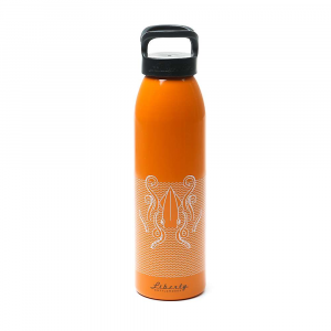 moosejaw liberty bottleworks yellow submarine aluminum water bottle- Save 47% Off - There Are four basic things necessary for survival. Shelter, Water, Fire, Food. Five if you count hot tubs. There Are probably actually way more, but those Are the core four. Fortunately, the Moosejaw Liberty Bottleworks Yellow Submarine Aluminum Water Bottle can handle one quarter of these necessities (water). Now we just need to start selling bottles that can contain shelter, fire and food. Features of the Moosejaw Liberty Bottleworks Yellow Submarine Aluminum Water Bottle 24oz capacity with an easy ? turn locking lid BPA Free flexible food-grade coating ensures no chips or bacteria build up Digitally printed art done with cylindrical printers create graphics you can feel Made in the good ol? USA